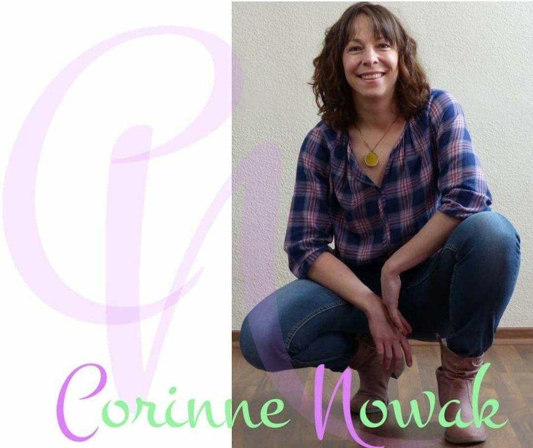 ich bin Corinne Nowak