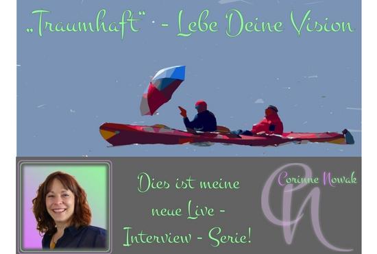 Traumhaft Interview von Corinne Nowak